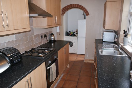 House Share Walsall Kitchen