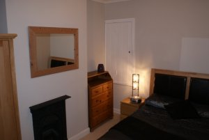 Walsall House Share Bedroom